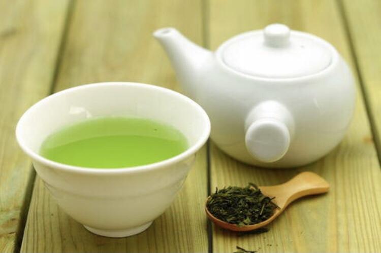 緑茶のちから